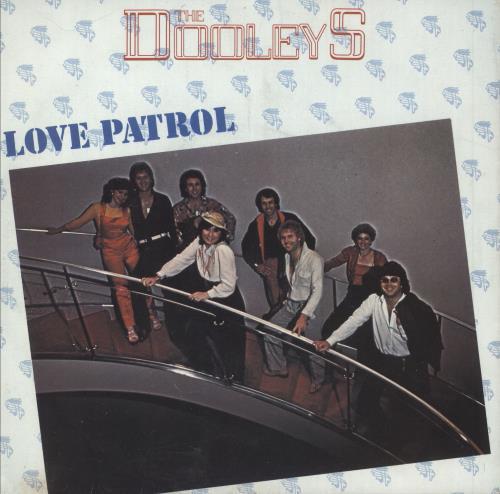 """The Dooleys Love Patrol + Sleeve 7"""" vinyl single (7 inch record) UK D/Y07LO748034"""
