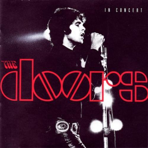 The Doors In Concert 2 CD album set (Double CD) German DOR2CIN579127