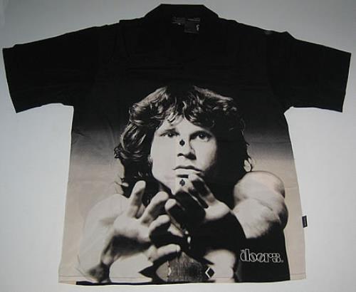 The Doors Jim Morrison Club Shirt - Large clothing UK DORMCJI365420  sc 1 st  Eil.com & The Doors Jim Morrison Club Shirt - Large UK clothing (365420)