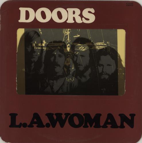 The Doors L A Woman 1st Uk Vinyl Lp Album Lp Record