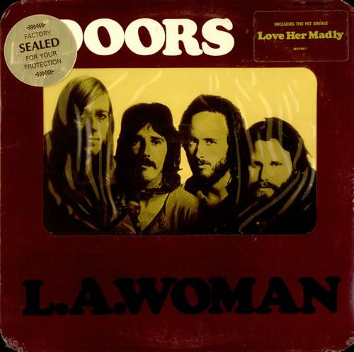 The Doors L A Woman Original Sealed Us Vinyl Lp Album