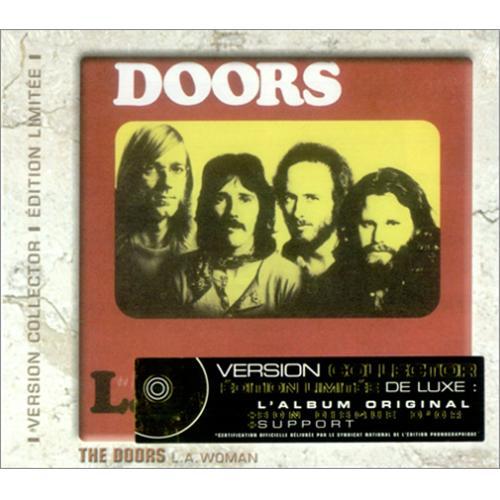 The Doors L A  Woman French CD Album Box Set (202981)
