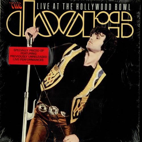 The Doors Live At The Hollywood Bowl vinyl LP album (LP record) US DORLPLI229841  sc 1 st  Eil & The Doors Live At The Hollywood Bowl US vinyl LP album (LP record ...