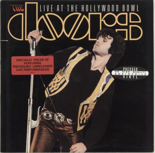 The Doors Live At The Hollywood Bowl vinyl LP album (LP record) US DORLPLI74655  sc 1 st  Eil.com & The Doors Live At The Hollywood Bowl US Promo vinyl LP album (LP ...