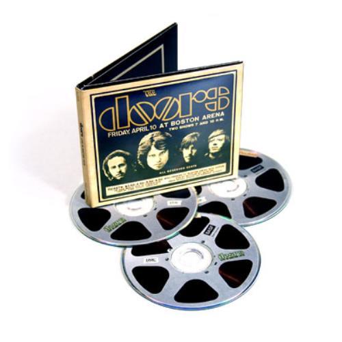The Doors Live In Boston 1970 3-CD album set (Triple CD) UK  sc 1 st  Eil.com & The Doors Live In Boston 1970 UK 3-CD album set (Triple CD) (406450)
