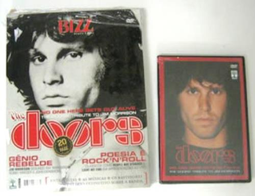 The Doors No One Here Gets Out Alive: The Doors' Tribute to Jim Morris DVD Brazilian DORDDNO352798