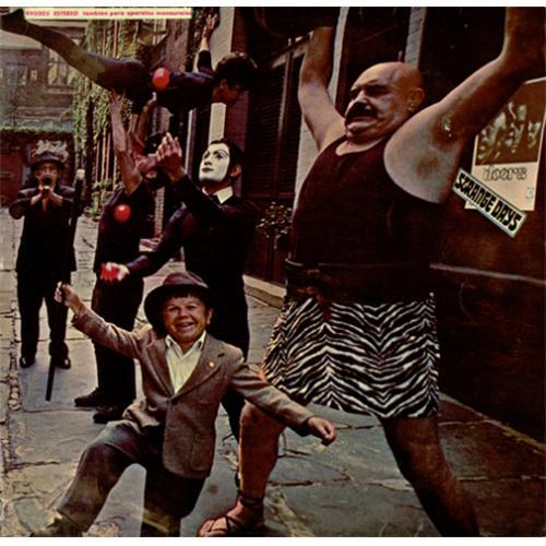 The Doors Strange Days vinyl LP album (LP record) Mexican DORLPST426809  sc 1 st  Eil.com & The Doors Strange Days Mexican vinyl LP album (LP record) (426809)