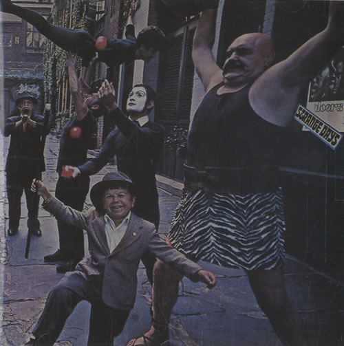 The Doors Strange Days CD album (CDLP) US DORCDST531059