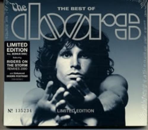 The Doors The Best Of The Doors No D Ltd Edition Uk 2 Cd