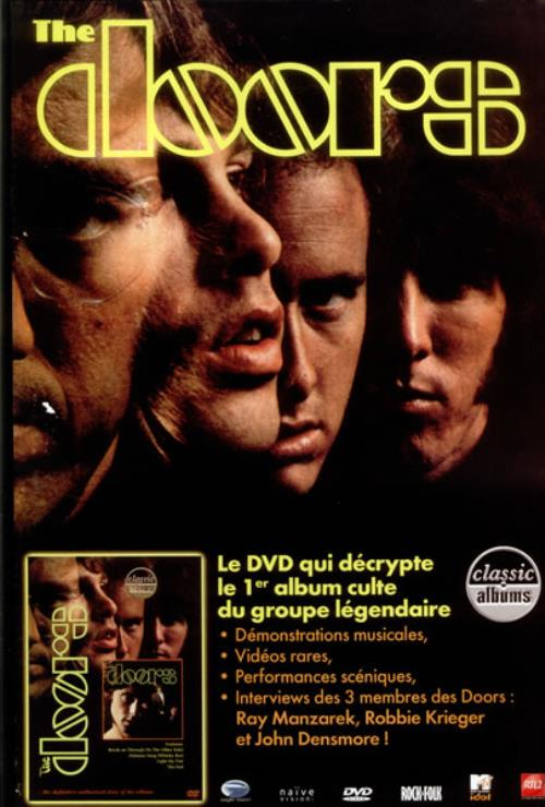 The Doors The Doors - Classic Albums display French DORDITH539326