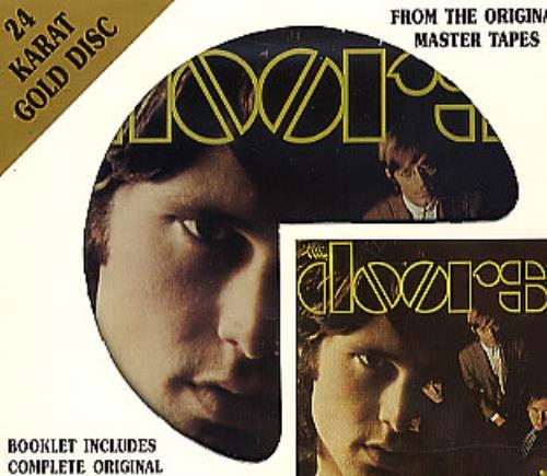 The Doors The Doors CD album (CDLP) US DORCDTH291640