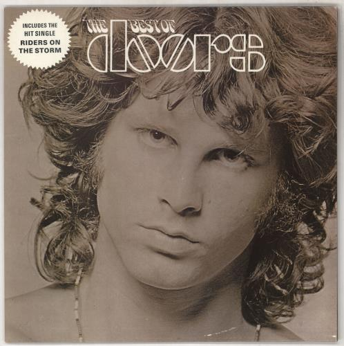 The Doors The Best Of The Doors Uk Vinyl Lp Album Lp