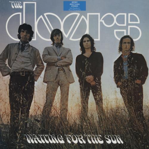 The Doors Waiting For The Sun - 180gm vinyl LP album (LP record) German DORLPWA755050