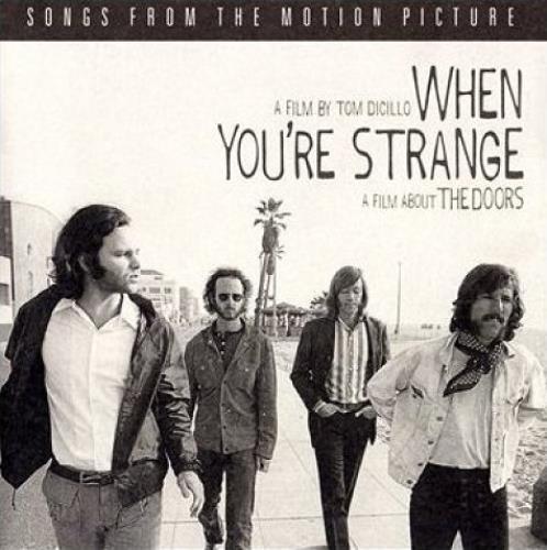 The Doors When Youu0027re Strange CD album (CDLP) UK DORCDWH511167  sc 1 st  Eil.com & The Doors When Youu0027re Strange UK CD album (CDLP) (511167)