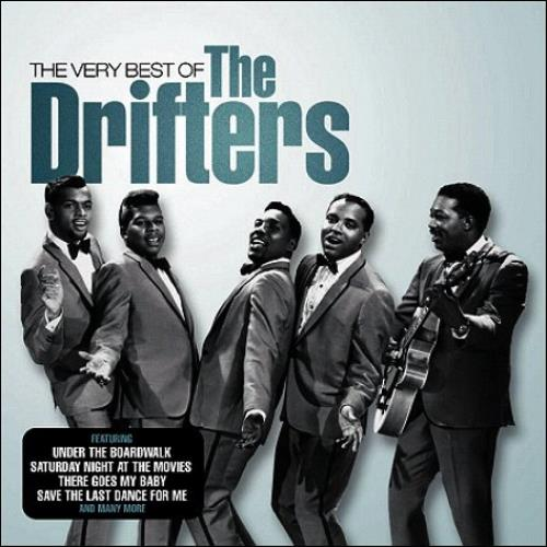 The Drifters Best Of The Drifters Uk Cd Album Cdlp 373950