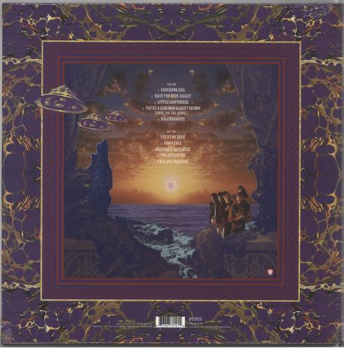 The Dukes Of Stratosphear Psonic Psunspot - 200gm - Sealed vinyl LP album (LP record) UK DUKLPPS733051