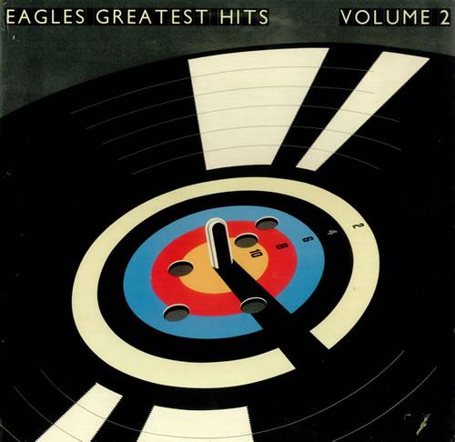The Eagles Greatest Hits Volume 2 Sealed Us Vinyl Lp