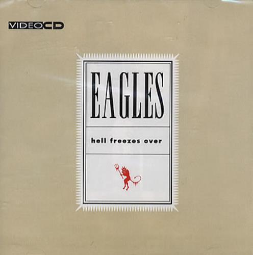 The Eagles Hell Freezes Over Philippino Video Cd 350180