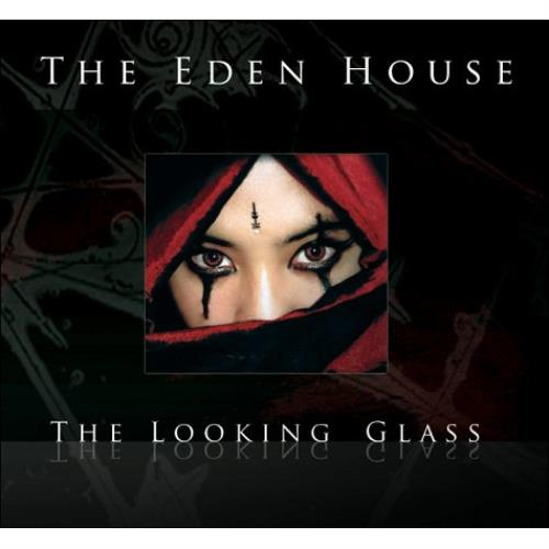 The Eden House The Looking Glass 2-disc CD/DVD set UK HOJ2DTH492389