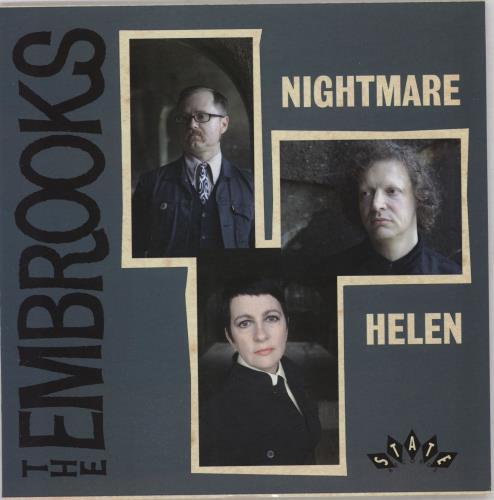 "The Embrooks Nightmare 7"" vinyl single (7 inch record) UK 23K07NI764023"
