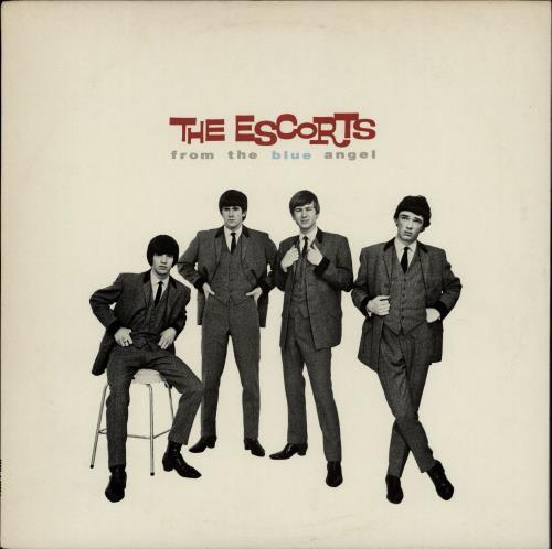 The Escorts From The Blue Angel vinyl LP album (LP record) UK UYILPFR519575