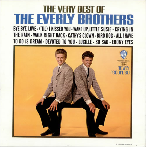 The Everly Brothers The Very Best Of The Everly Brothers