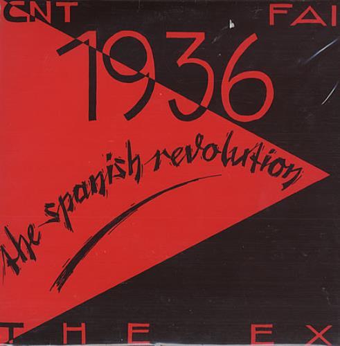"The Ex 1936 The Spanish Revolution 7"" vinyl single (7 inch record) UK TV907TH393622"
