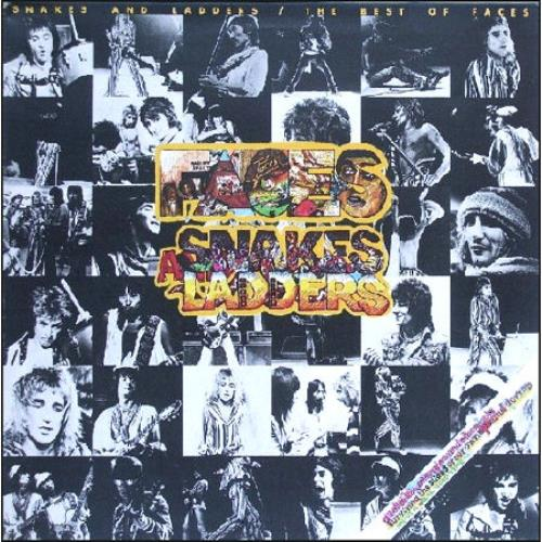 The Faces Snakes And Ladders CD album (CDLP) Japanese FCECDSN504637