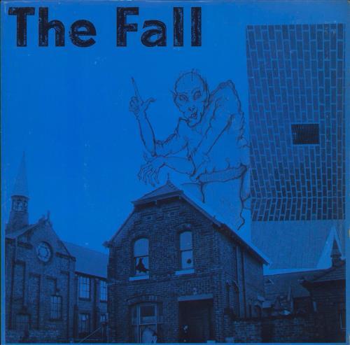 "The Fall How I Wrote Elastic Man - EX 7"" vinyl single (7 inch record) UK FLL07HO710973"