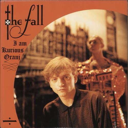 The Fall I Am Kurious Oranj vinyl LP album (LP record) US FLLLPIA726756