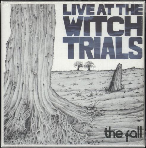 The Fall Live At The Witch Trials 3-CD album set (Triple CD) UK FLL3CLI730254