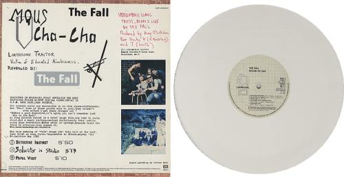 The Fall Room To Live   White Vinyl Vinyl LP Album (LP Record) German Part 7