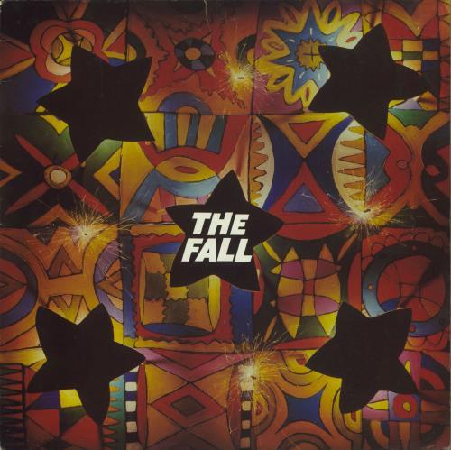 The Fall Shift-Work - EX vinyl LP album (LP record) UK FLLLPSH719613