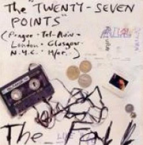 The Fall The Twenty Seven Points 2 CD album set (Double CD) UK FLL2CTH358471
