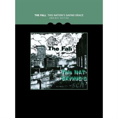 The Fall This Nation's Saving Grace 3-CD album set (Triple CD) UK FLL3CTH527486