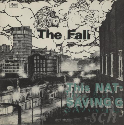 The Fall This Nation's Saving Grace vinyl LP album (LP record) UK FLLLPTH753829