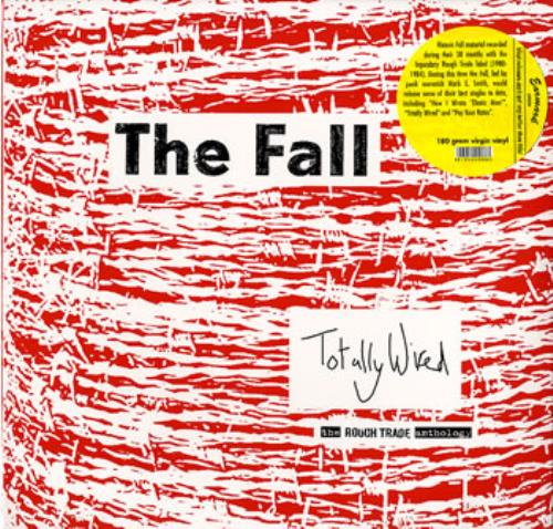 The Fall Totally Wired The Rough Trade Anthology Uk 3 Lp