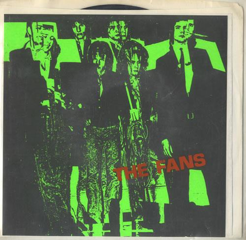 "The Fans True 7"" vinyl single (7 inch record) US VOJ07TR563585"