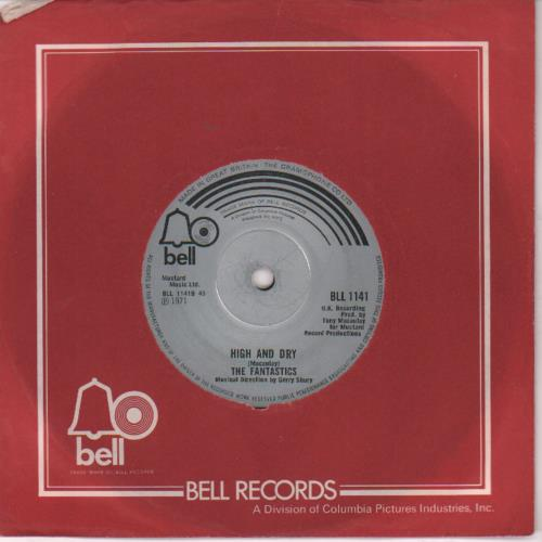 "The Fantastics Something Old, Something New 7"" vinyl single (7 inch record) UK T9F07SO572225"