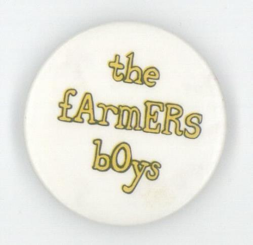 The Farmers Boys The Famers Boys badge UK FBOBGTH508019