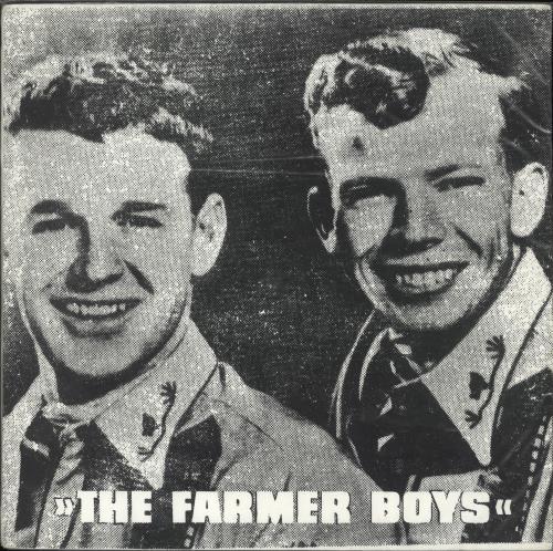 The Farmers Boys The Farmer Boys vinyl LP album (LP record) US FBOLPTH699162