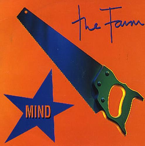 "The Farm Mind CD single (CD5 / 5"") UK FARC5MI65784"