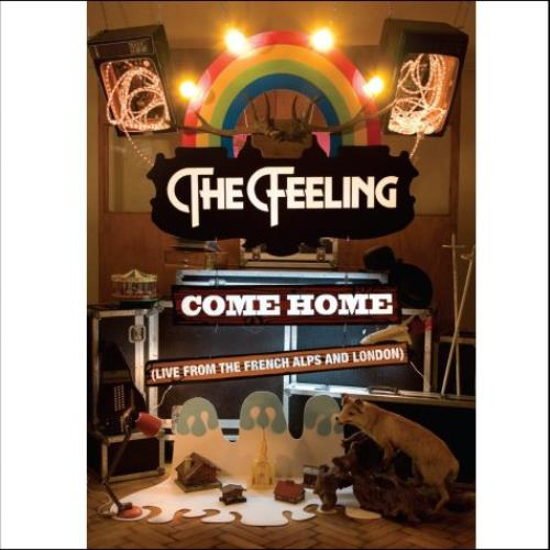The Feeling Come Home [Live From The French Alps and London] DVD UK FE2DDCO453301