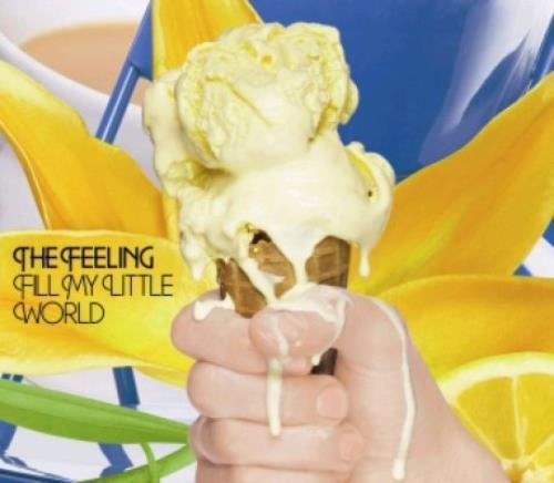 "The Feeling Fill My Little World CD single (CD5 / 5"") UK FE2C5FI359412"