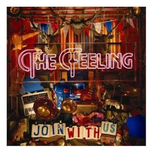 The Feeling Join With Us CD album (CDLP) UK FE2CDJO427419