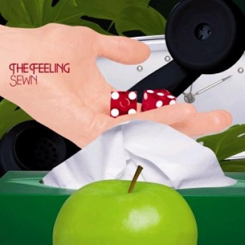 "The Feeling Sewn CD single (CD5 / 5"") UK FE2C5SE351137"