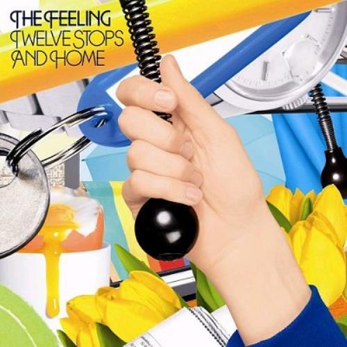 The Feeling Twelve Stops And Home CD album (CDLP) UK FE2CDTW361333