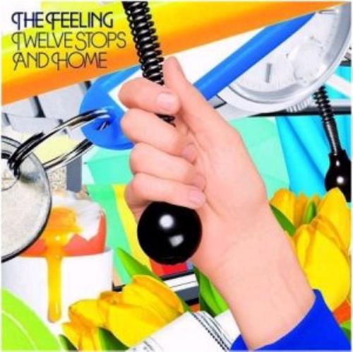 The Feeling Twelve Stops And Home CD album (CDLP) Japanese FE2CDTW364232