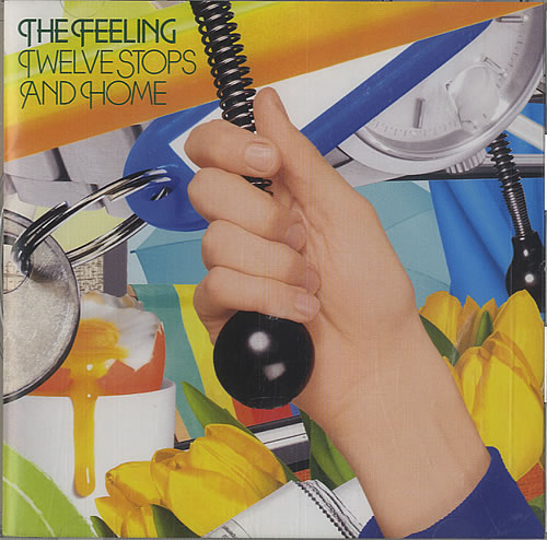 The Feeling Twelve Stops And Home CD album (CDLP) Japanese FE2CDTW468259