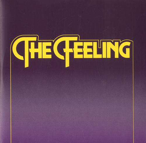 "The Feeling Without You (Radio Edit) CD single (CD5 / 5"") UK FE2C5WI566871"
